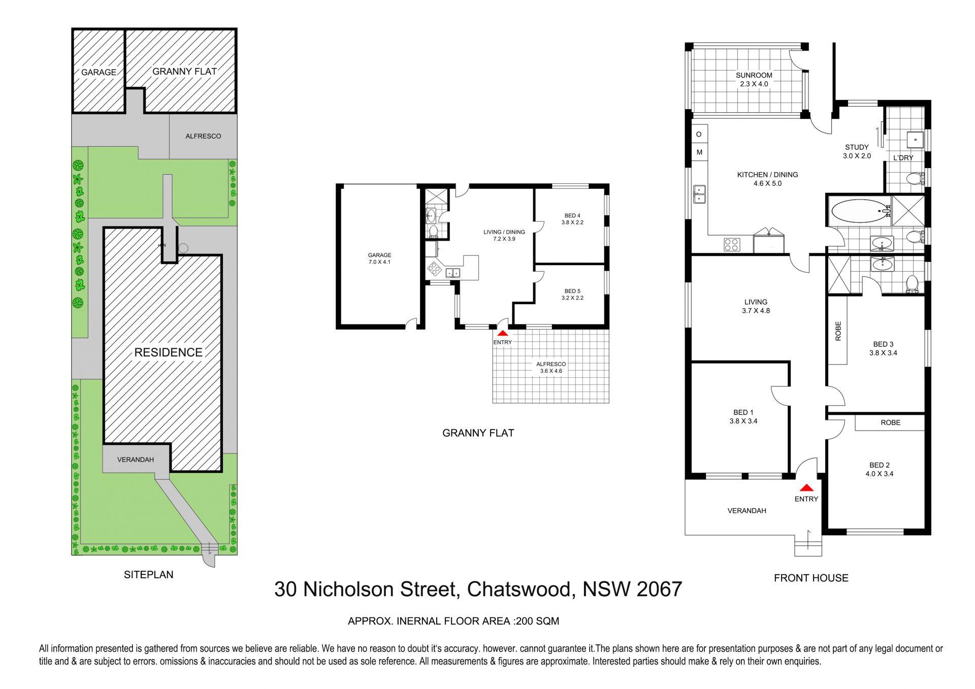 30 Nicholson Street Chatswood 2067
