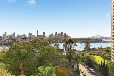 Spacious Two Bedroom Apartment in Darling Point