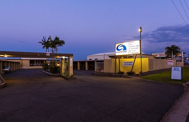 MOTEL IN GLADSTONE – SELLING FREEHOLD WITH BUSINESS (CURRENTLY RUN UNDER MANAGEMENT) VENDOR FINANCE AVAILABLE.