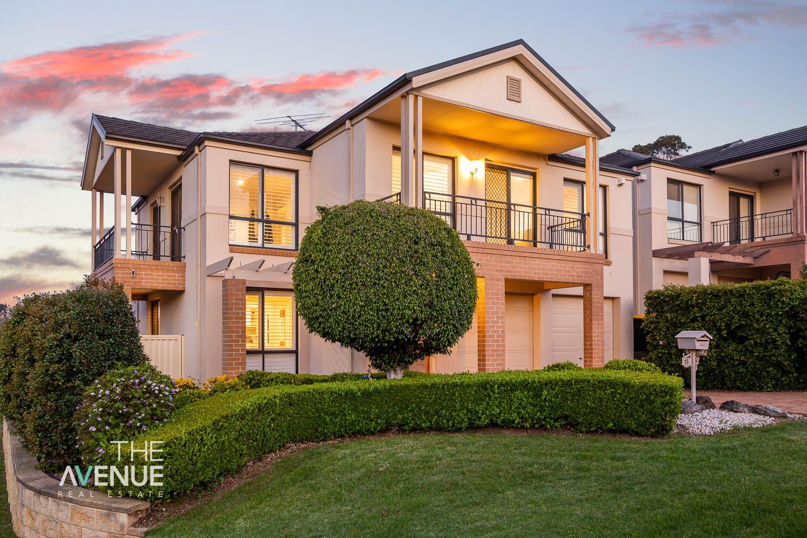 15 Hutchison Avenue, Kellyville NSW 2155