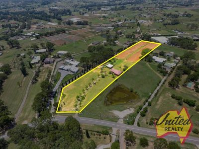 Sought-After Acreage – Must Be Sold!!!