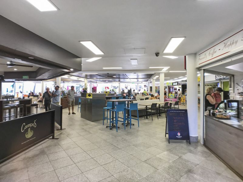 Bakery / Cafe Investment In Prime Hastings Street Food Court