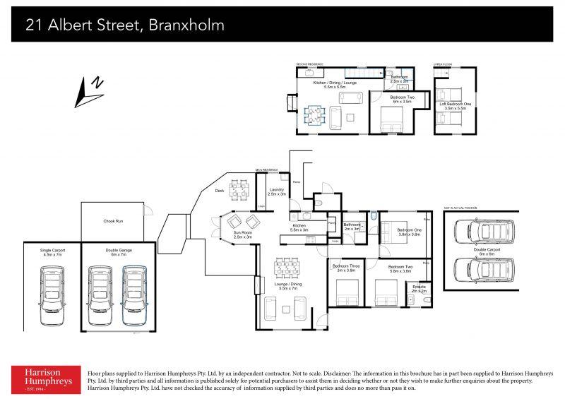 21 Albert Street Floorplan