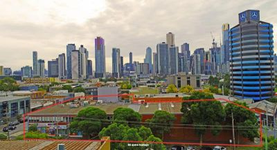 Its Big. Its South Melbourne, Its ready to Develop