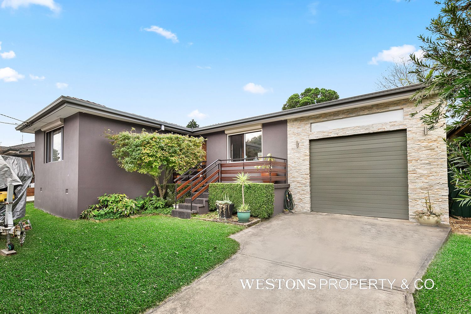 427 Old Windsor Road ( Service Road ), Winston Hills NSW 2153