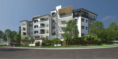 29 Units DA approved site minutes from Garden City