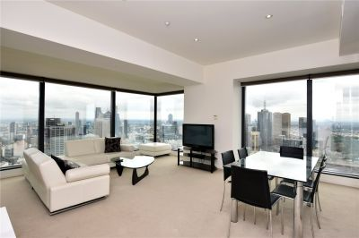Euraka: 54th Floor - Furnished Gem with Stunning Views!