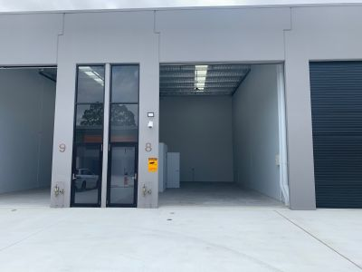 Small Warehouse To Suit Small Business or Storage