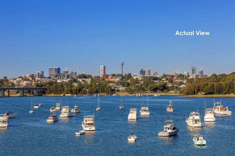Rare bayside opportunity - panoramic water and city views