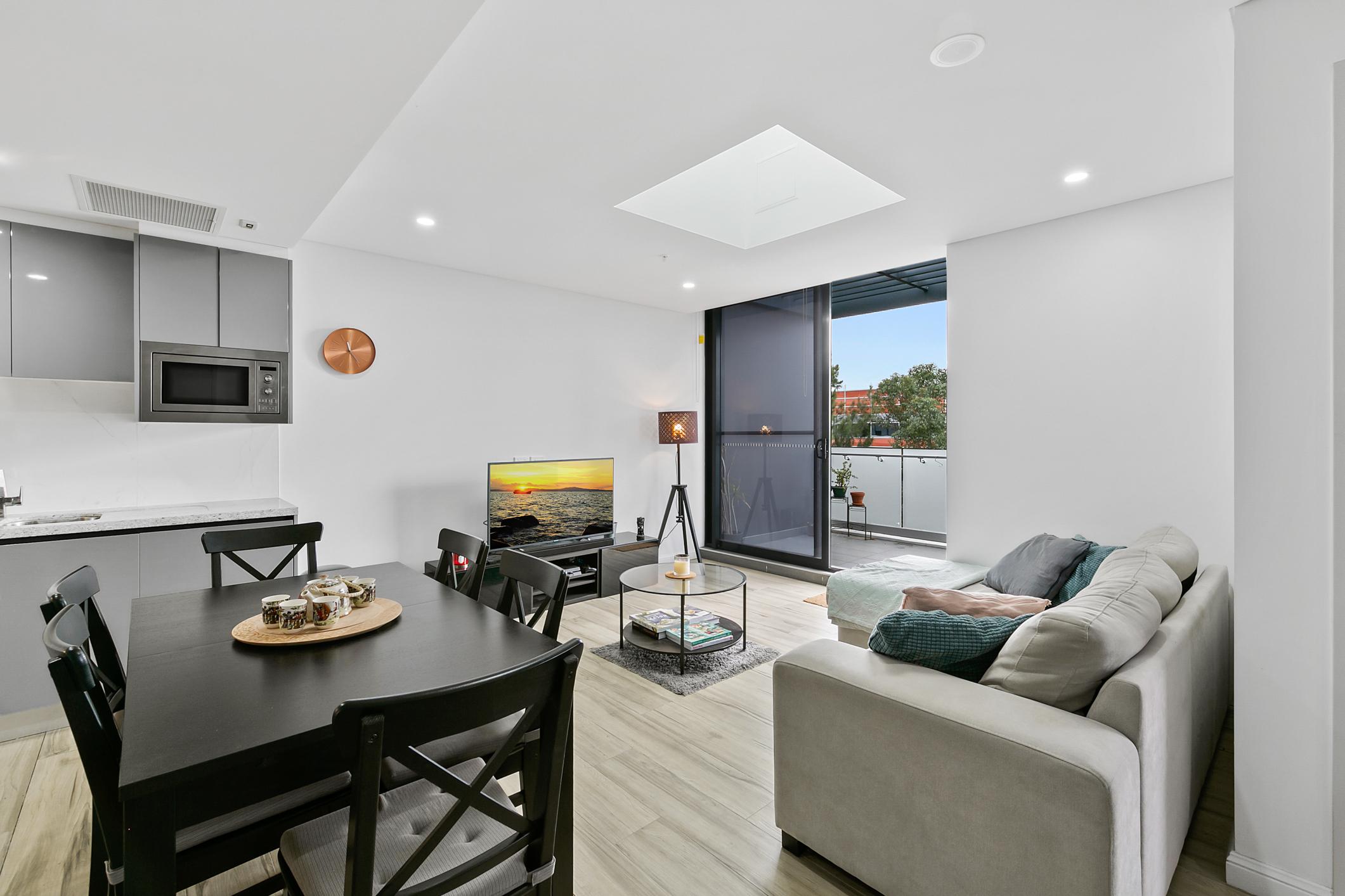 361/1 Betty Cuthbert Ave, Sydney Olympic Park