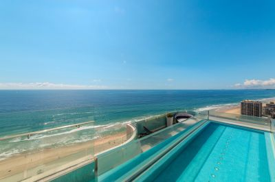 Stunning Beach side Penthouse - Surplus To Sellers Needs