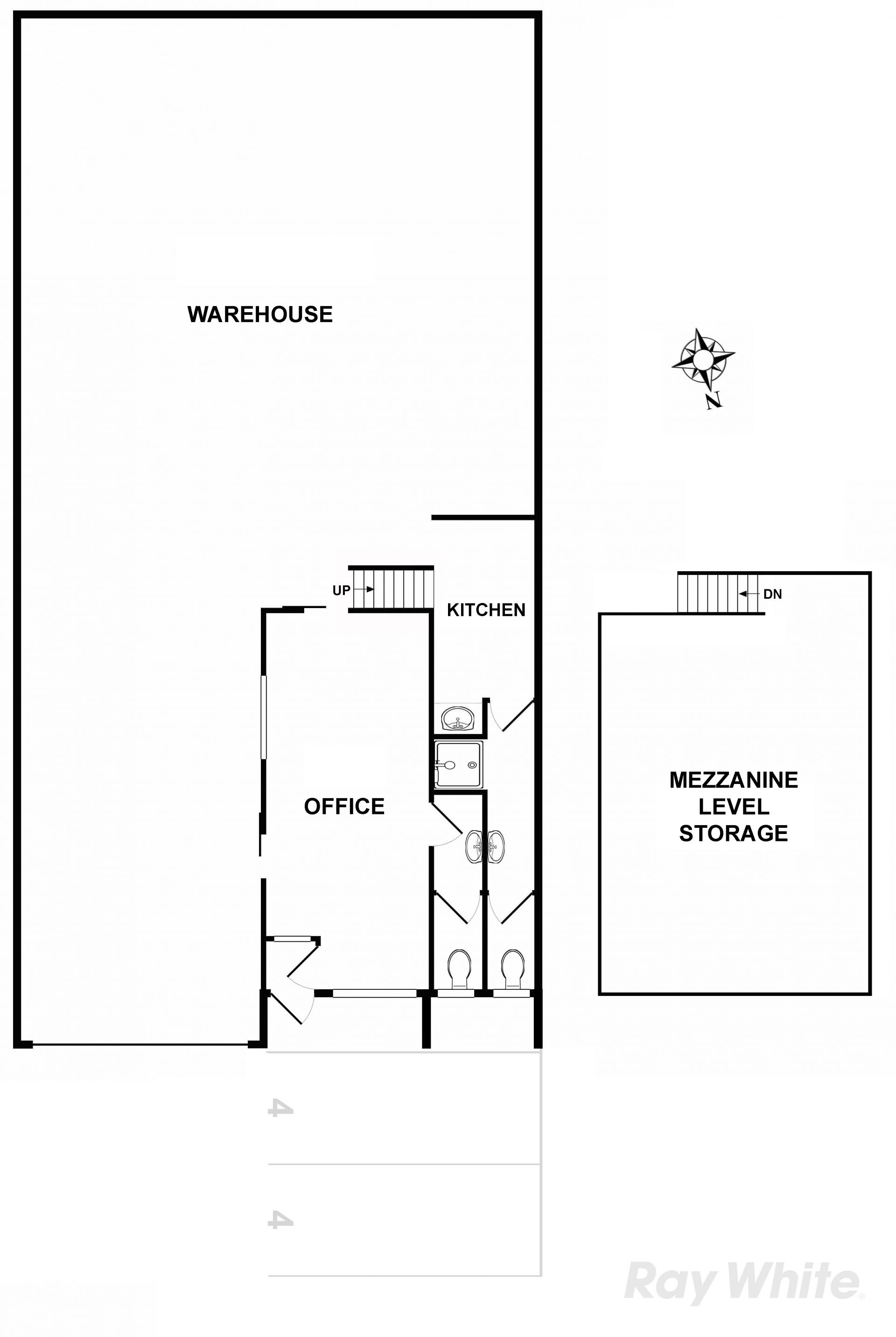 Tenanted Investment - Industrial Warehouse / Office
