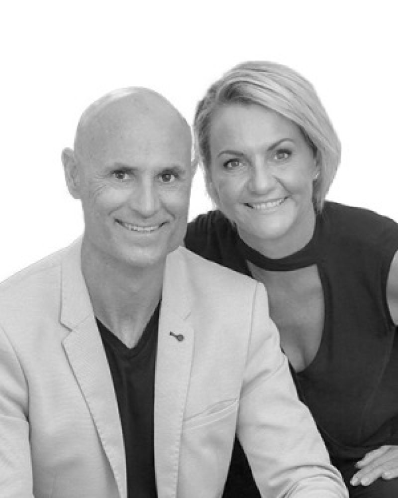 Scott and Nicola Real Estate Agent