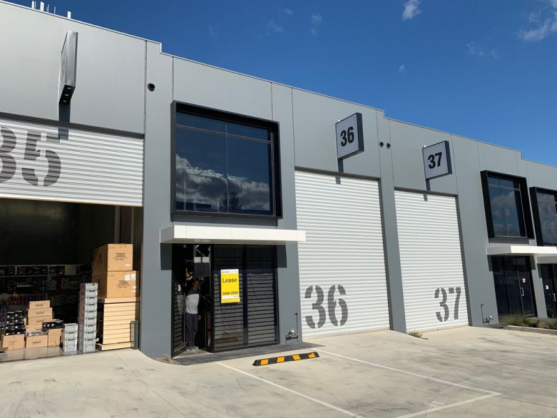 Brand New Industrial Building in Nunawading's Premier Estate!