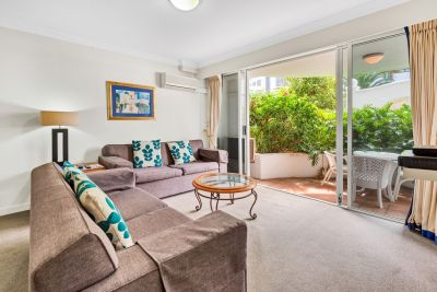 Exceptional Location!!  Dual Key Apartment