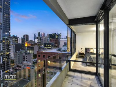 North-East City Views in Melbourne's Best Building!