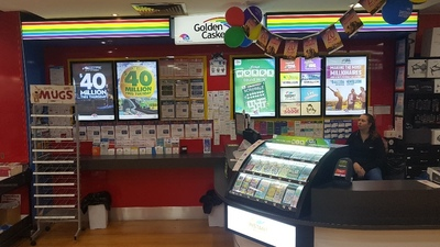 NEWSAGENCY – Brisbane Southside ID#5345659 – 6 Days Retail only, closed Sundays