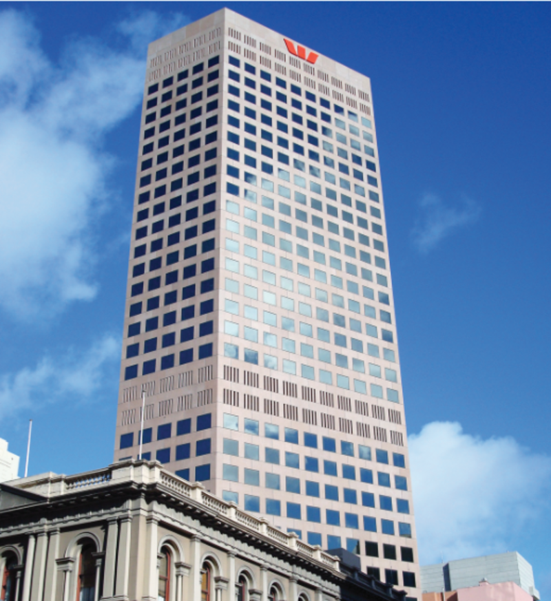 LOCATE YOUR BUSINESS AT ADELAIDE WESTPAC HOUSE CITY SKYLINE