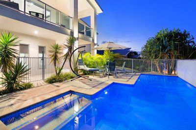 Luxurious Masterpiece with Iconic Gold Coast Ocean and Skyline Views
