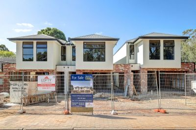 Lots 1, 2 & 3/33 Woodforde Road, Magill