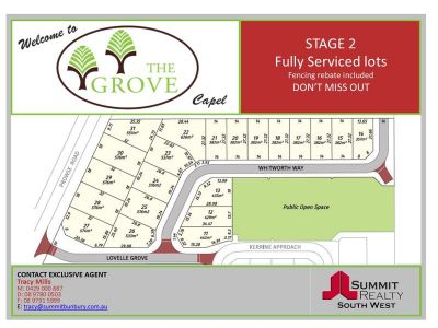 THE GROVE ESTATE  STAGE 2