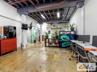 RARE 95M2 WOOLSTORE GROUND FLOOR SPACE | OCCUPY NOW!