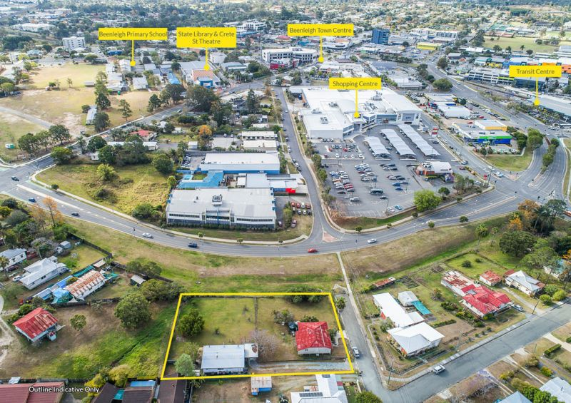 Approved 60 Unit Development Within CBD