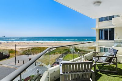Absolute Beachfront 2 bedroom