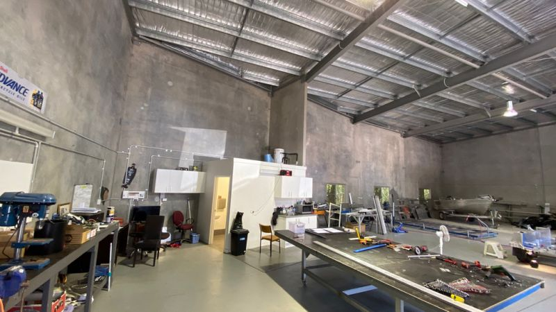 Industrial Shed for Lease - Burnside