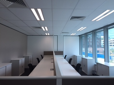 8 Person Fully Equipped Office for Short/Long Term Lease - Available Immediately!