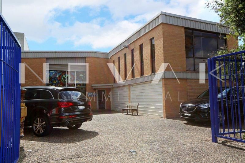 ENTIRE FREE STANDING BUILDING FOR LEASE IN NORTH MANLY