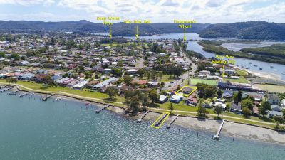 Great Renovation potential with Deep Water Jetty