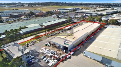 3,843SQM - Large Freestander with Functional Office & Warehouse
