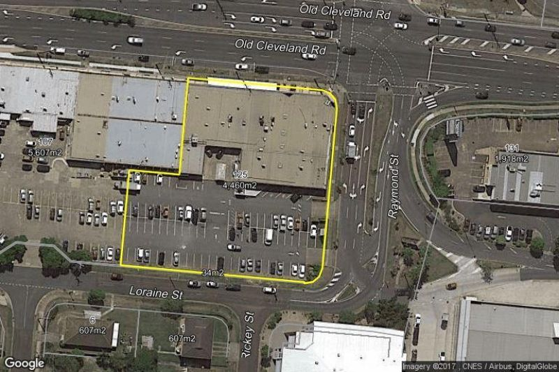 PRIME RETAIL INVESTMENT WITH DEVELOPMENT UPSIDE !