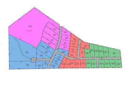 LAND DEVELOPMENT SITE ON 94 ACRES (APPROX)