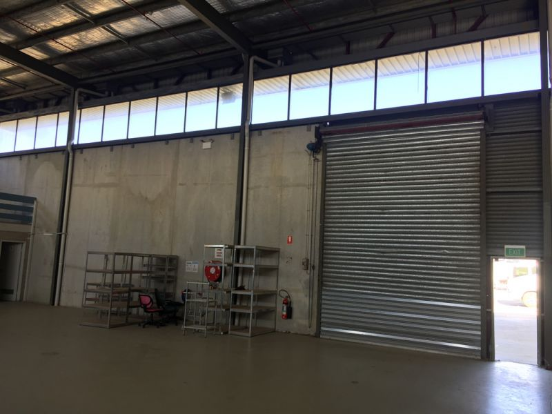 8 Meter High Warehouse/Office