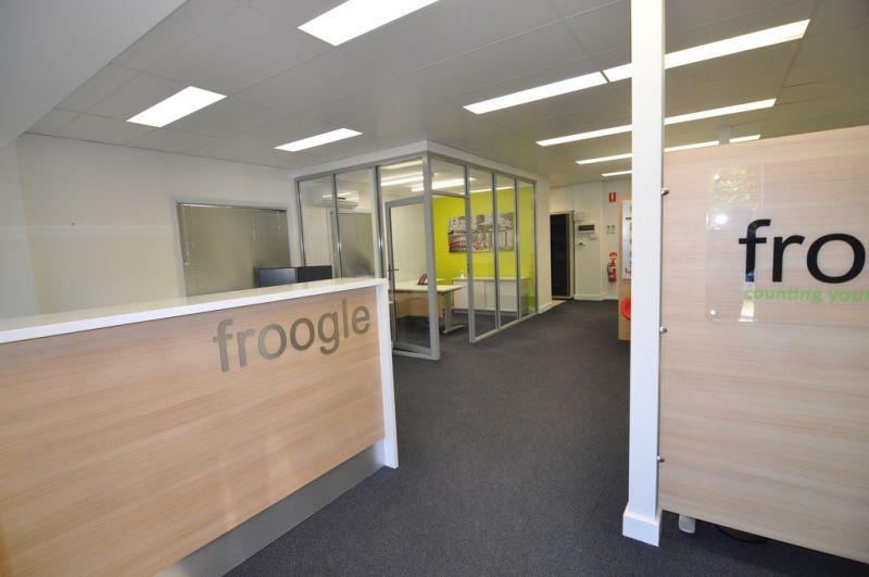Superb modern ground floor office suite