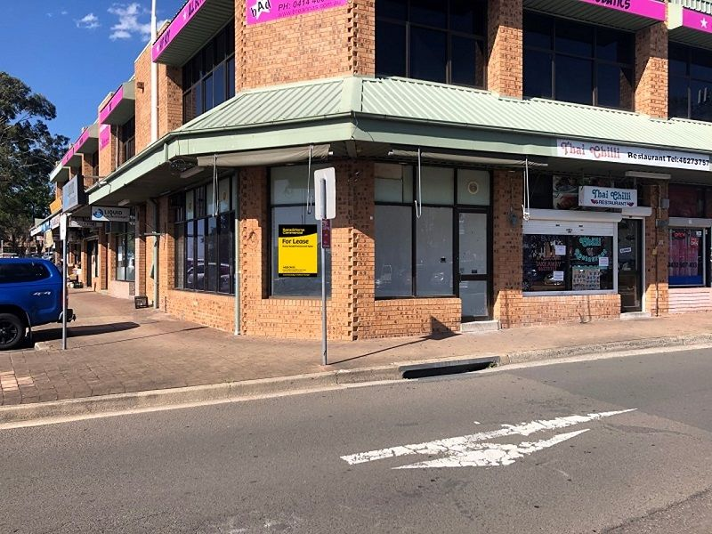 High Profile Campbelltown Leasing Opportunity