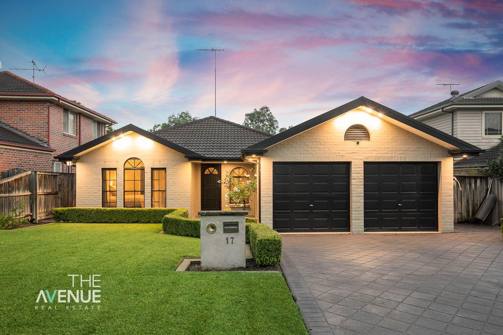 17 Marsden Avenue, Kellyville NSW 2155