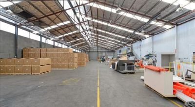 BE APART SPOTSWOOD'S INDUSTRIAL PRECINCT