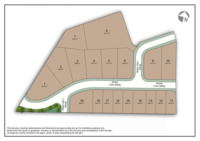 Corporate Park East Industrial Land Now Selling