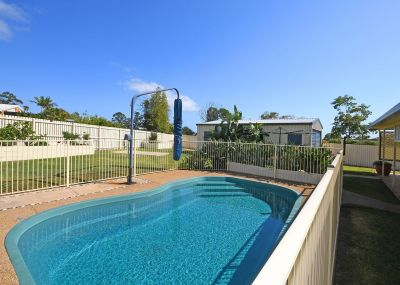 Ticks All The Boxes: Immaculately presented with a Shed & Pool