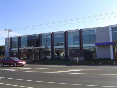 Brand New Port Melbourne Office
