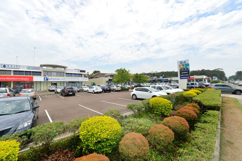 Retail / Medical In Business Park