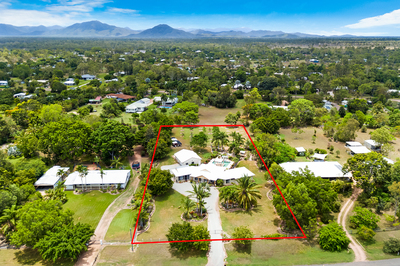 THE ULTIMATE IN TROPICAL ACREAGE LIFESTYLE LIVING IN SOUGHT-AFTER RANGEWOOD.- RELAXED TRANQUILLITY LIVING AT IT'S VERY BEST!!!