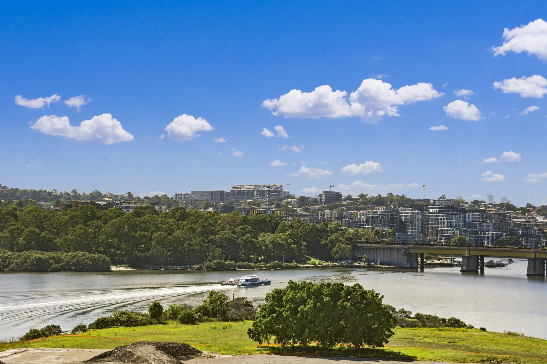Level 9 /17 Wentworth Place , Wentworth Point NSW 2127