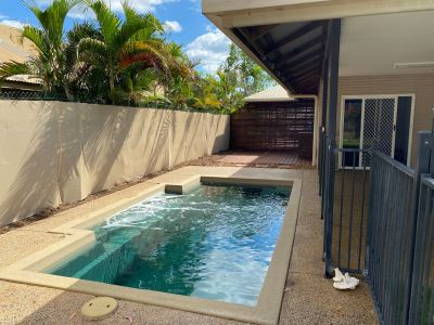 4Bed, 2 Bath and study - Pool and Entertainment areas