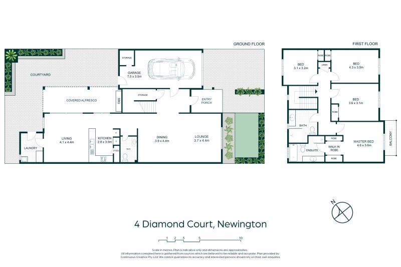 4 Diamond Court Newington 2127