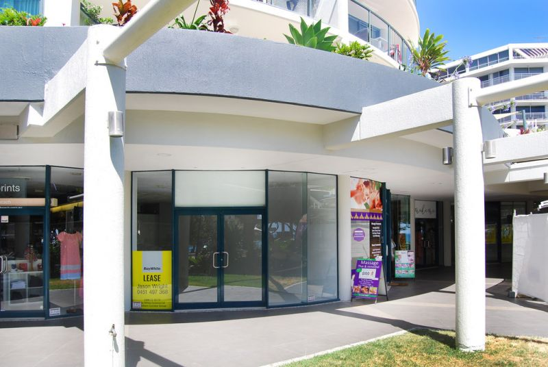 Mooloolaba Esplanade - Retail Space with Great Visibility | For Lease