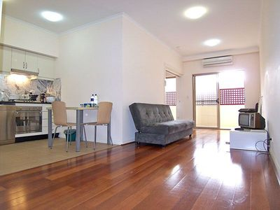 Right next to Broadway Shopping Centre and North-facing One Bedroom Unit!